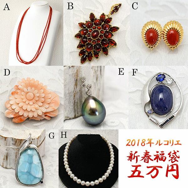 2018年 選べる 新春 五万円福袋