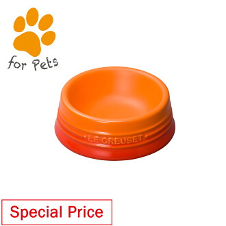 狗·球(S)ru·kuruzerukuruze LE CREUSET礼物商品狗用品、餐具、供水器、喂食器餐具陶瓷器、陶器