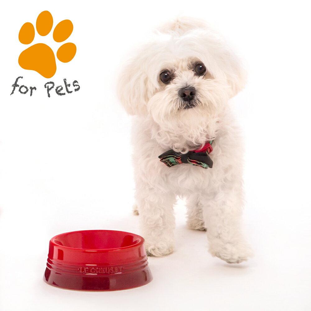 ドッグ・ボール(M) ル・クルーゼ ルクルーゼ LE CREUSET ギフト グッズ 犬用品・食器・給水器・給餌器 食器 セラミック・陶器