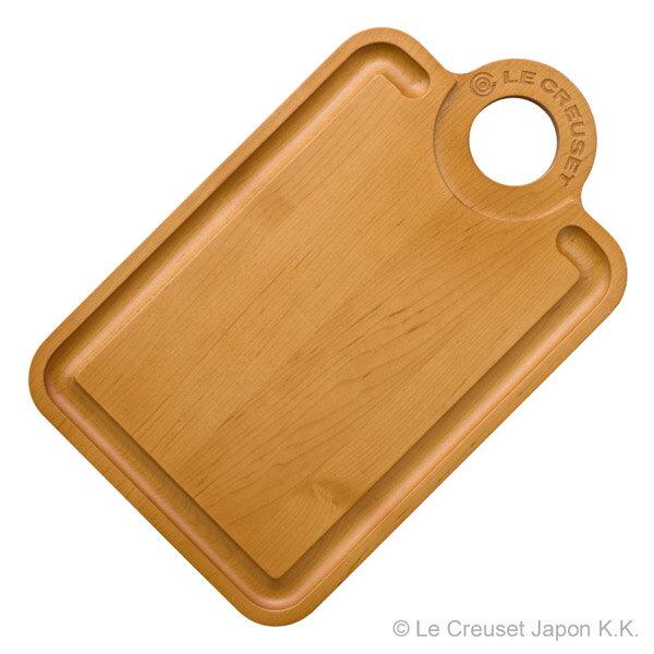 メープル・ウッド・カッティングボード ル・クルーゼ ルクルーゼ LE CREUSET ギフト 調理 調理道具 まな板