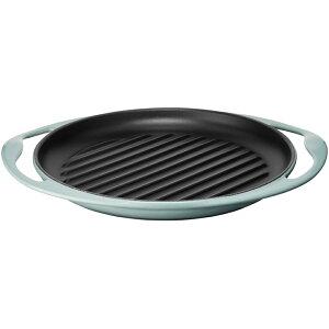 グリル・ロンドシーソルトル・クルーゼルクルーゼLECREUSETギフト送料無料鍋フライパングリルパン