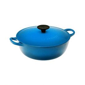 マルミット 22cm マルセイユ ル・クルーゼ ルクルーゼ LE CREUSET ギフト ホーロー鍋 鍋 送料無料