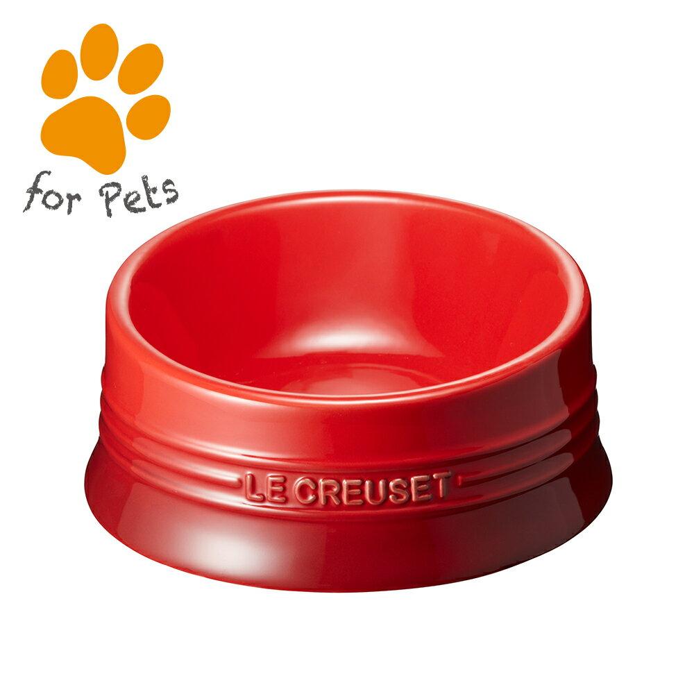 ペットボール(L) ル・クルーゼ ルクルーゼ LE CREUSET ギフト グッズ 犬用品・大型犬・多頭飼い・食器・給水器・給餌器 食器 セラミック・陶器