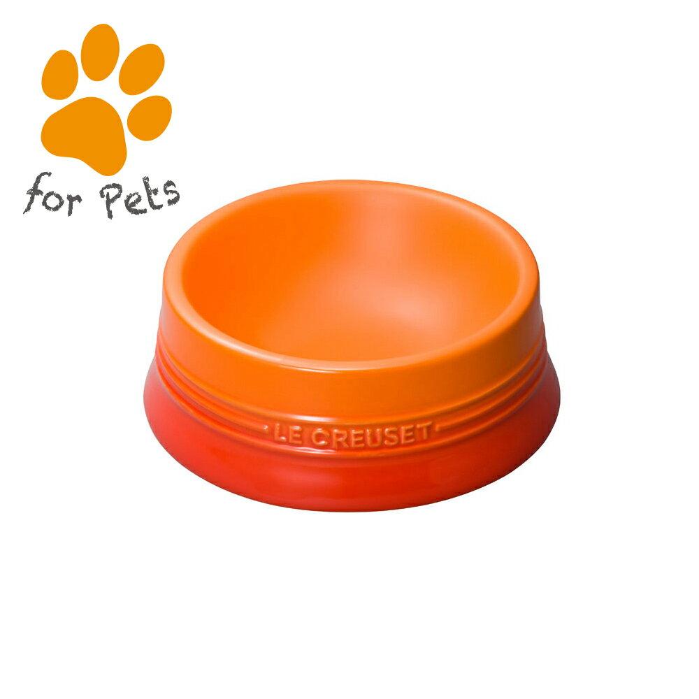 ペットボール(M) ル・クルーゼ ルクルーゼ LE CREUSET ギフト グッズ 犬用品・食器・給水器・給餌器 食器 セラミック・陶器
