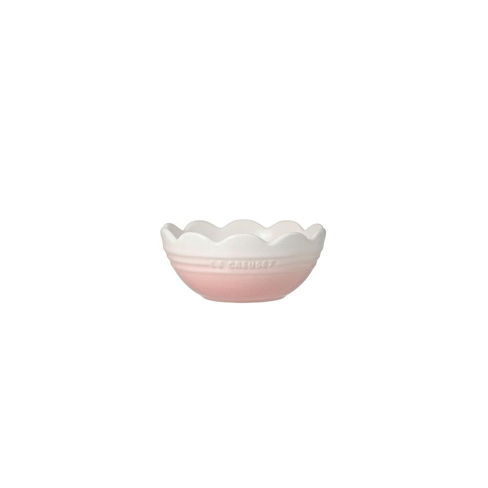 フリル・ボール 14cmル・クルーゼ ルクルーゼ LE CREUSET 期間限定 限定商品 パン ベーカリー フラワーコレクション Flower Collection ギフト ストーンウェア 食器