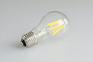 LED電球E2660W相当電球色フィラメントシャンデリア電球クリアー電球レトロ北欧LDA7L-F/BT