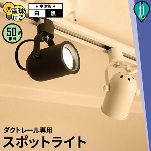 ビームテック 配線ダクトレール用 LEDスポットライト ...