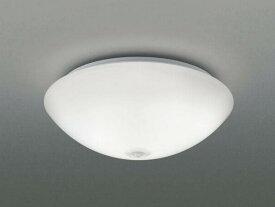 コイズミ照明 LED小型シーリングライト 人感センサー付 5000K昼白色