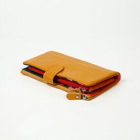 レザーウォレット 革 財布 マルチカラー 折りたたみ ポケット 折財布 レディース メンズ ユニセックス 男女兼用