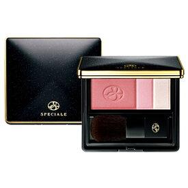 ノエビア スペチアーレ SPECIALE チーク(ブラシ・専用袋付)01 エレガントローズ ノエビア化粧品