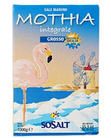 【あす楽】【包装不可】 ソサルト モティア サーレ インテグラーレ グロッソ 1kg 食品 塩