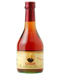 【包装不可】 アドリアーノ グロソリ ワインビネガー 赤 500ml