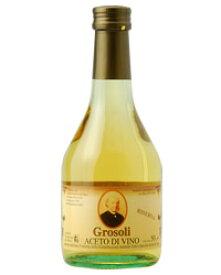【あす楽】【包装不可】 アドリアーノ グロソリ ワインビネガー 白 500ml
