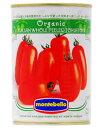 【包装不可】 モンテベッロ(スピガドーロ) オーガニック(有機栽培) ホールトマト(丸ごと) 400g