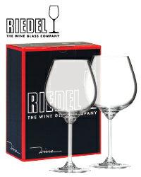 【リーデルシリーズ3セットご購入で送料無料】【正規品】 リーデル ワイン ピノ ノワール/ネッビオーロ 専用ボックス入り 2脚セット 品番:6448/7 wineglass 赤ワイン グラス