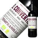 デ ハーン アルテス エル コンベルティード テンプラニーリョ 2019 750ml 赤ワイン オーガニックワイン スペイン