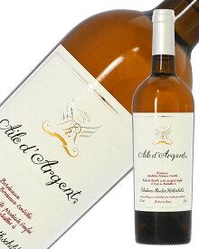 格付け 第1級 エール ダルジャン 2016 750ml 白ワイン ソーヴィニヨン ブラン フランス ボルドー ワイン
