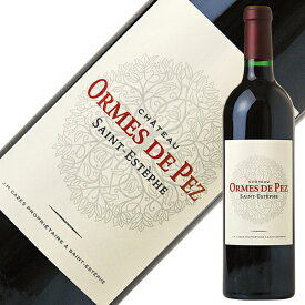 ブルジョワ級 シャトー オルム ド ペズ 2013 750ml 赤ワイン カベルネ ソーヴィニヨン フランス ボルドー