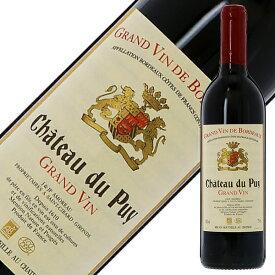 シャトー ル ピュイ 1990 750ml 赤ワイン メルロー フランス ボルドー 【蝋キャップ不良】