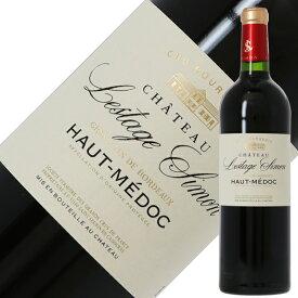 ブルジョワ級 シャトー レスタージュ シモン 2010 750ml 赤ワイン メルロー フランス ボルドー
