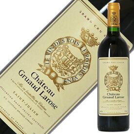 格付け第2級 シャトー グリュオー ラローズ 1988 750ml 赤ワイン カベルネ ソーヴィニヨン フランス ボルドー