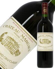 格付け第1級 シャトー マルゴー 1992 750ml 赤ワイン カベルネ ソーヴィニヨン フランス ボルドー