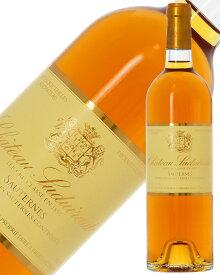 シャトー スデュイロー(シュデュイロー) 2002 750ml 白ワイン 貴腐ワイン セミヨン フランス ボルドー