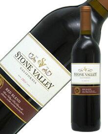 アイアンストーン ヴィンヤーズ ストーン ヴァレー レッド ブレンド 2018 750ml アメリカ カリフォルニア 赤ワイン