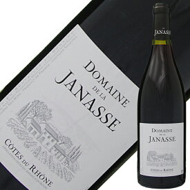 【よりどり6本以上送料無料】 ドメーヌ ド ラ ジャナス ルージュ 2018 750ml 赤ワイン フランス