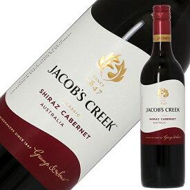 ジェイコブス クリーク シラーズ カベルネ 2019 750ml オーストラリア 赤ワイン