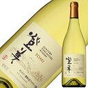 サントリー登美の丘ワイナリー 登美 白 2016 750ml 白ワイン シャルドネ 日本