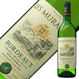 【よりどり12本送料無料】 レ ミュレイユ ブラン 2018 750ml 白ワイン セミヨン フランス ボルドー