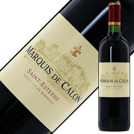 格付け第3級セカンド マルキ ド カロン 2011 750ml 赤ワイン カベルネ ソーヴィニヨン
