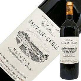 格付け第2級 シャトー ローザン セグラ 2001 750ml 赤ワイン カベルネ ソーヴィニヨン フランス