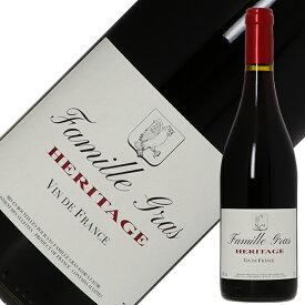 【よりどり6本以上送料無料】 ドメーヌ サンタ デュック エリタージュ 2018 750ml 赤ワイン フランス