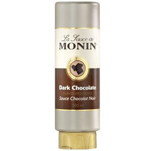 【包装不可】 モナン ダーク チョコレート ソース 500ml monin