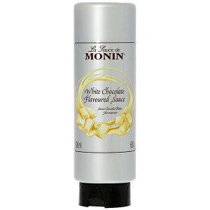 【包装不可】 モナン ホワイト チョコレート ソース 500ml monin