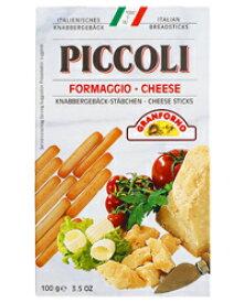 【包装不可】 ズィンゴニア ミニグリッシーニ フォルマッジョ 100g 食品