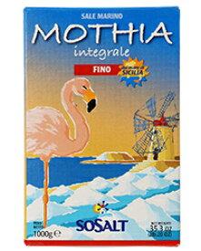 【包装不可】 ソサルト モティア サーレ インテグラーレ フィーノ 1kg 食品 塩