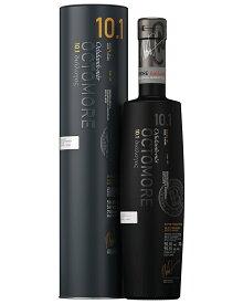 【包装不可】 ブルックラディ(ブルィックラディ ブルイックラディ) オクトモア 10.1 スコティッシュ バーレイ 59.8度 箱付 700ml