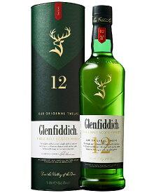 【包装不可】 グレンフィディック 12年 スペシャルリザーブ 40度 箱付 700ml 正規 whisky_YGF12