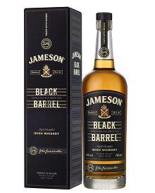 ジェムソン ブラック バレル 40度 箱付 700ml 正規