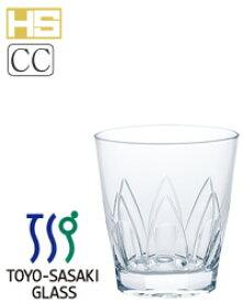 【包装不可】 東洋佐々木ガラス カットグラス 10オールド 品番:T-20113HS-C706 glass ウイスキー ロック グラス 日本製