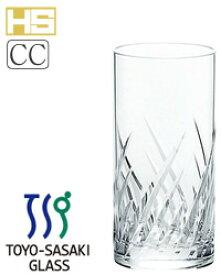 【包装不可】 東洋佐々木ガラス トラフ タンブラー 6個セット 品番:06408HS-E101 glass ウイスキー 水割り グラス 日本製 ボール販売