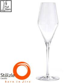 【包装不可】【同一商品6脚ご購入で送料無料】 1/22入荷予定 シュトルッツル クアトロフィル 29 グランキュヴェ 品番:SL-08160 wineglass シャンパン グラス