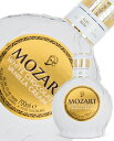 【包装不可】 モーツァルト ホワイトチョコレートクリーム リキュール 15度 500ml 正規 shibazaki_MO2