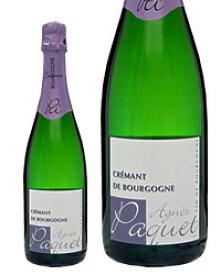 アニエス パケ クレマン ド ブルゴーニュ 750ml スパークリングワイン フランス