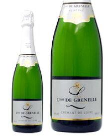 ルイ ド グルネル クレマン ド ロワール 750ml スパークリングワイン フランス