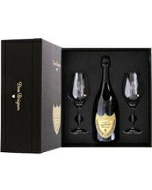 ドンペリニヨン(ドンペリニョン)(ドン・ペリニヨン)(モエ・エ・シャンドン) 白 2008 750ml 正規 オリジナルグラス2脚付 ギフトボックス シャンパン シャンパーニュ フランス