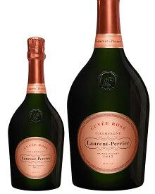 【包装不可】 ローラン ペリエ(ローラン・ペリエ) キュヴェ ロゼ 750ml 並行 シャンパン シャンパーニュ フランス 1梱包6本まで同梱可能